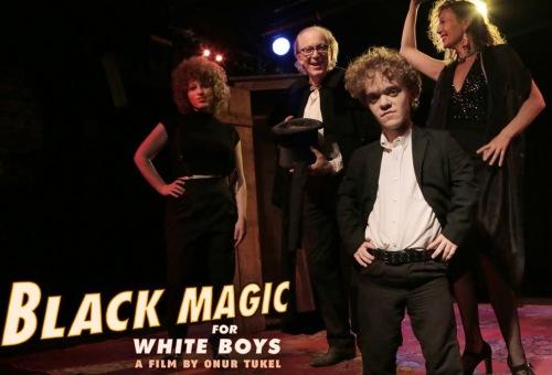 Black Magic for White Boys