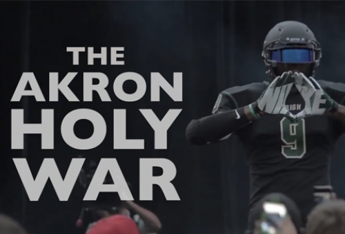 The Akron Holy War