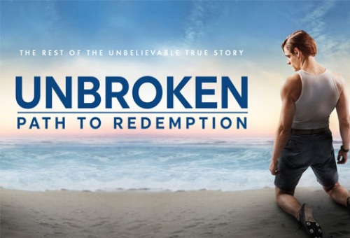 Hear us In Unbroken: Path To Redemption