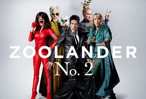 Zoolander 2