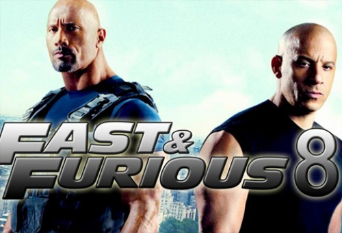 Fast 8: The Fate of the Furious