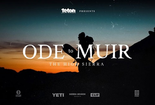 Ode To Muir
