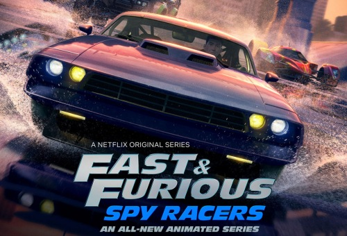 Fast & Furious: Spy Racers